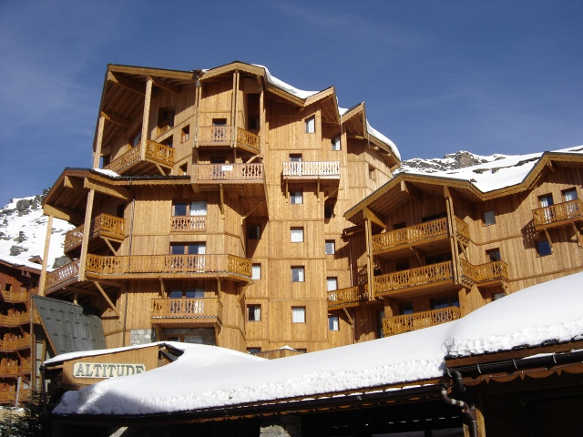 Chalet Altitude, Val-Thorens